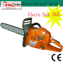 Wood sawing machine CE HUS 365 gasoline chain saw 65cc big chain saw