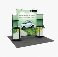 Tradeshow booth/exhibition stall/exhibition display stand