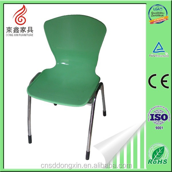 Reliable quality stackable resin chairs small folding chairs dining chair metal