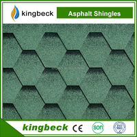 China Building Materials asphalt roofing shingles Factory Fibreglass Roofing Shingles