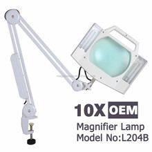 Wholesale 10x magnifier lamp for nail art