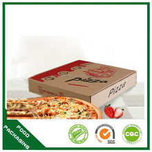 wholesale custom size corrugated pizza delivery box for scooter