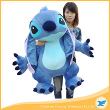 Most popular 100cm Jumbo Giant Stuffed Soft Plush Cute Stitch Toy for sale