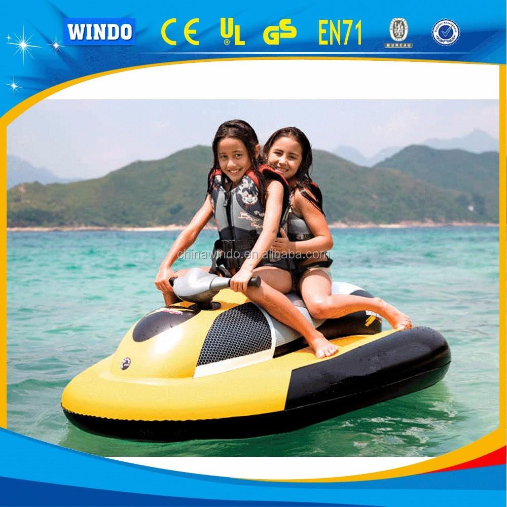 Kids Inflatable Motorized Jet Ski For Pool Buy