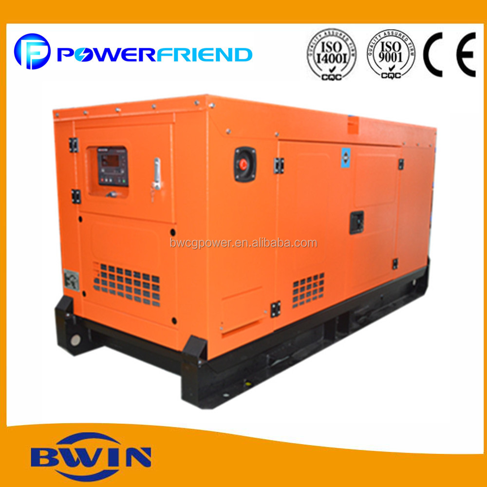 20kW 25kVA Diesel Generator Powered by Japan engine 4JB1