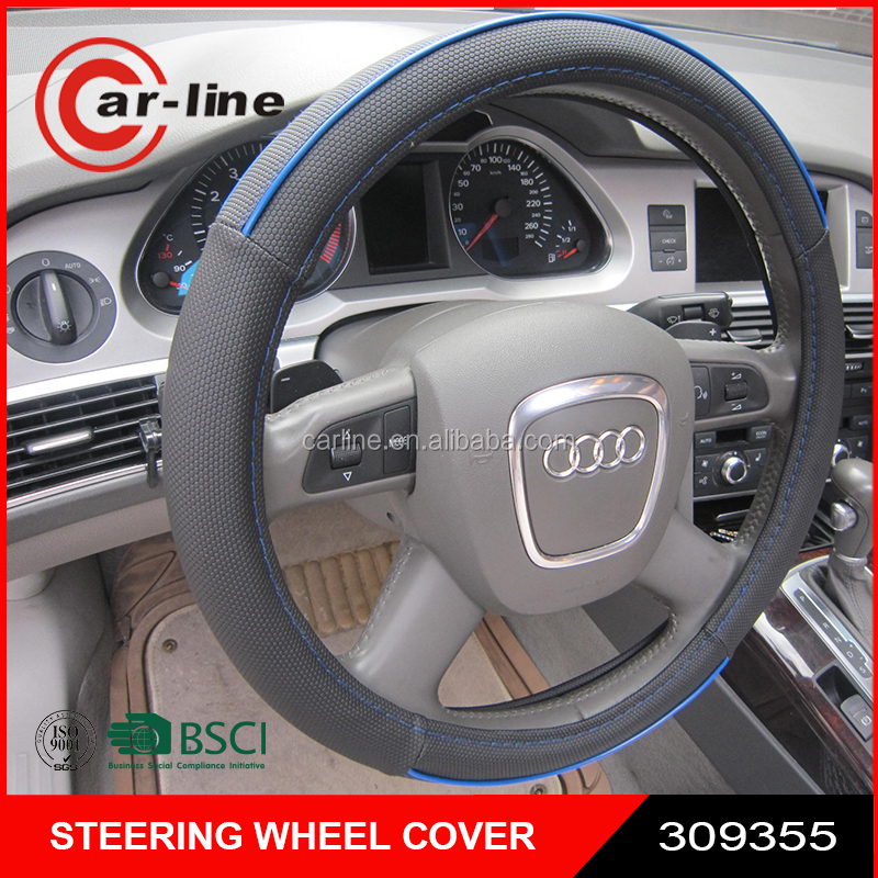 2016 NEW DESIGN anti-slip customized heated car steering wheel cover