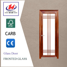 JHK-G01 Indian House Main Design Aluminum Door Frame Interior Door
