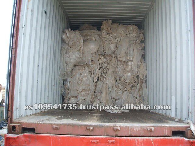 LDPE film in bales