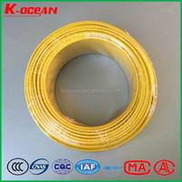 Free Sample 0.5mm 0.75mm 1mm 1.5mm Single Core Copper PVC Insulated Flexible Electrical Wire Cable