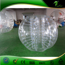 Hot sale giant popular inflatable hamster bumper ball for kids