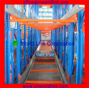 Heavy Duty Storage Industrial Pallet Racking Systems