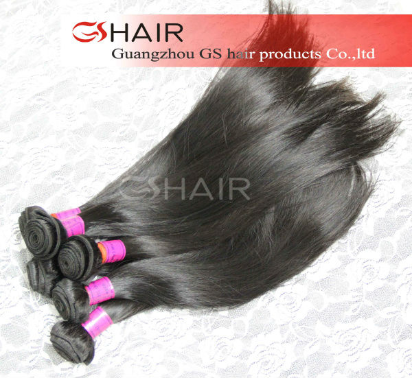 Free Shipping Unprocessed within 7 days refund or return policy brazilian sensational human hair weave