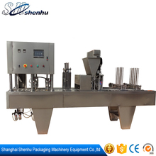 High speed jelly making machine / cup filling sealing machine