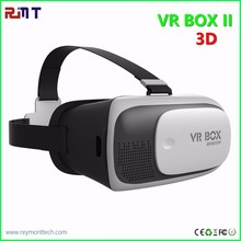 Free sample high quality vr box 2.0 3d virtual reality game goggles