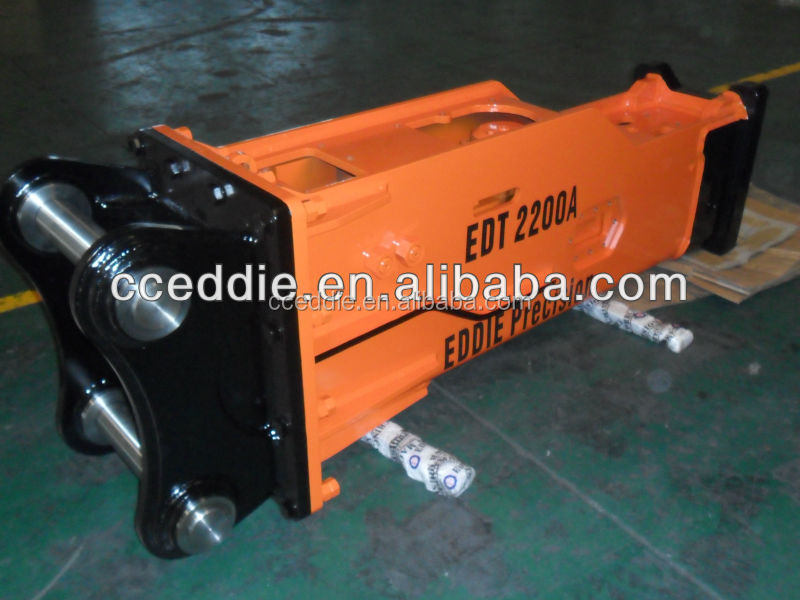 hydraulic breaker SB81 for 20-ton-class excavators