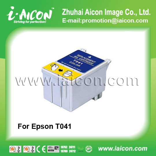 Compatible ink cartridge for EPSON T041