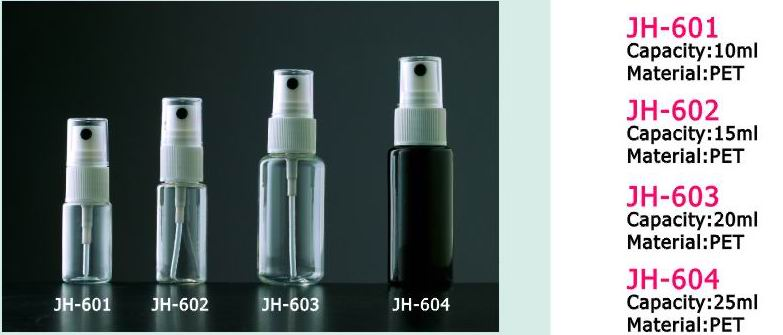 Plastic Mist Sprayer Bottle
