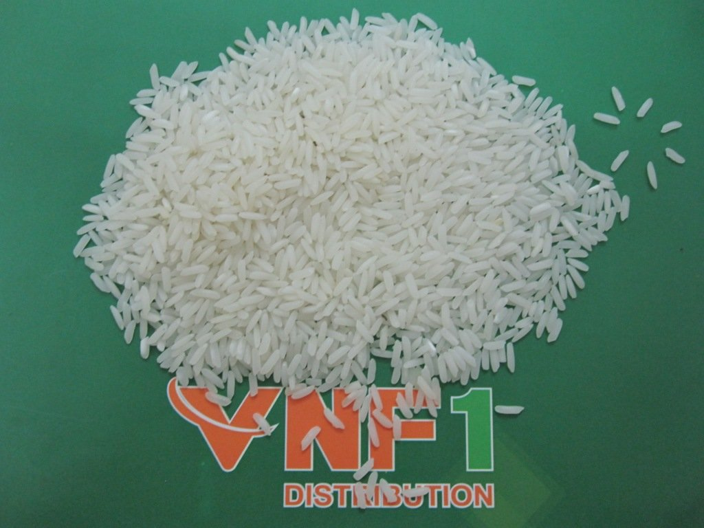 Special white rice