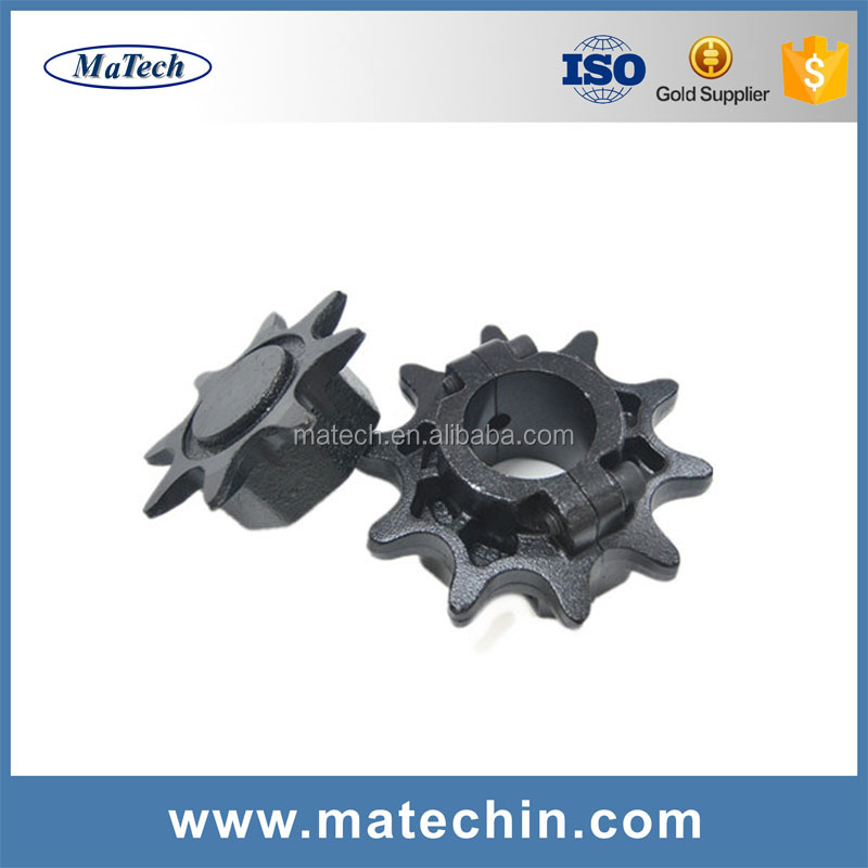 OEM Service Good Quality Grey Iron Sand Cast Small Cookware Parts
