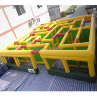 inflatable maze for sale