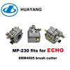 HUAYANG High Efficiency Carburetor MP- 230 Fits For ECHO SRM 4605 Brush Cutter