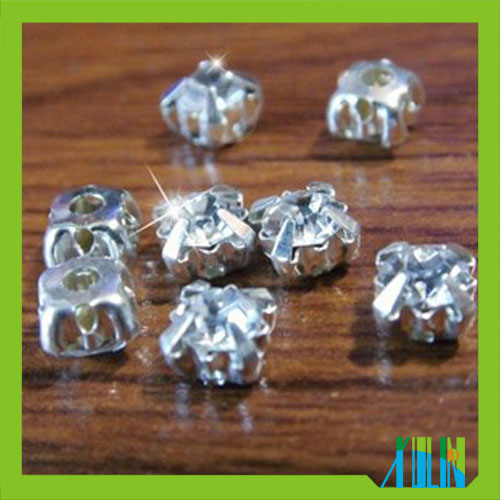 New fashion sew on glass rhinestone tack on stones
