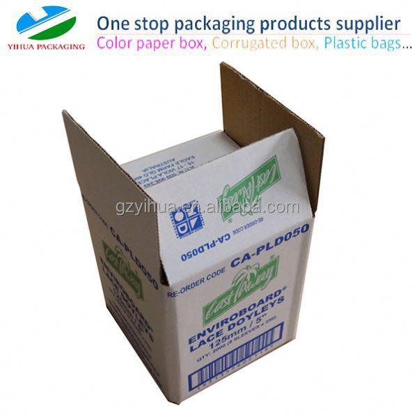 High quality box carton