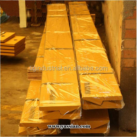 Cheap New High quality cheap road front tractor grader blade 5D9553 5D9559