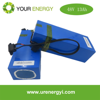 hot sale 48v 30ah lithium ion battery pack electric bike/electric scooter lithium ion battery 48v
