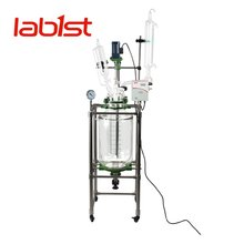 Adjustable reactor kettle reactor for alkyd resin