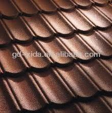 Green roof products/light weight metal roof tile