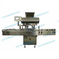 Automatic Capsule Counting Filling Machine CC
