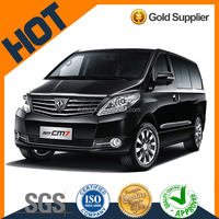 Dongfeng CM7 7-seat electric mini van for sale