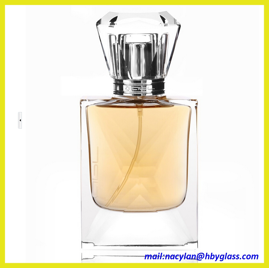 35ml Perfume Use and Pump Sprayer Sealing Type wholesale crystal attar bottles