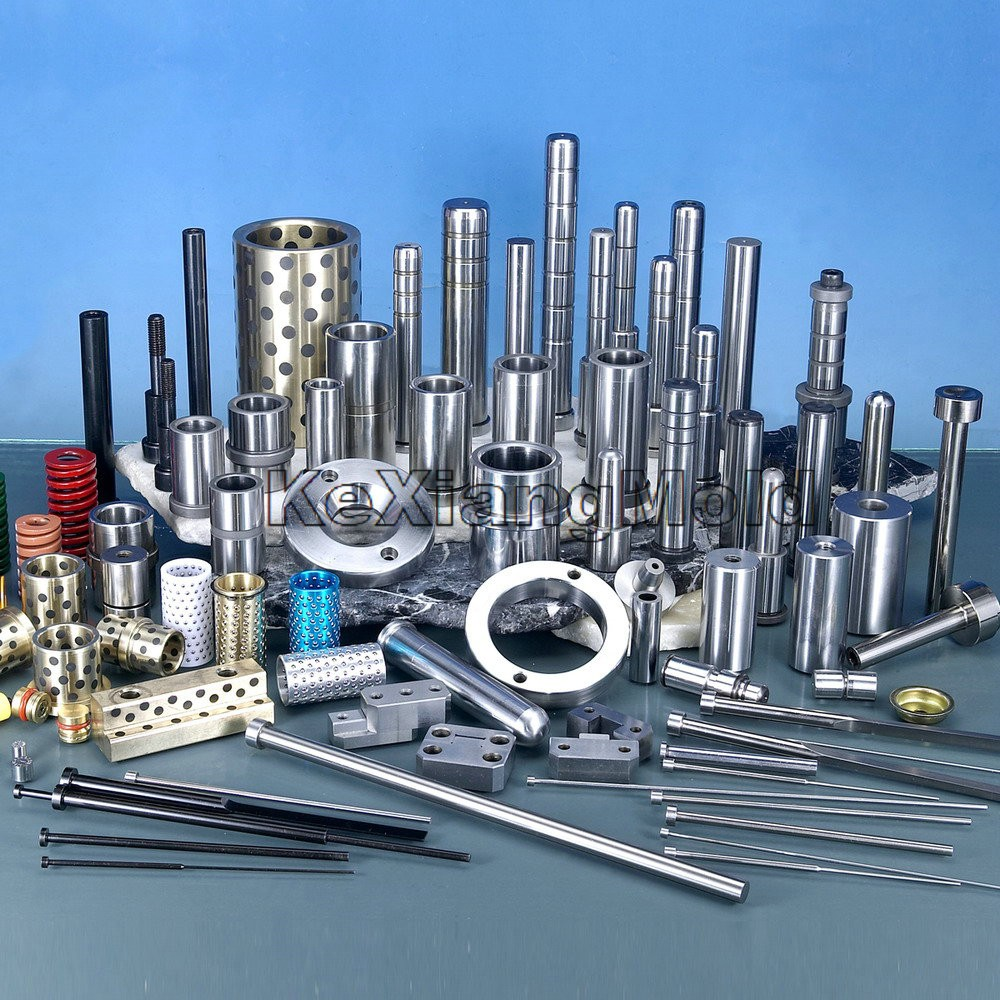 Chinese supplier of DME/MISUMI/HASCO/FIBRO standard mold components