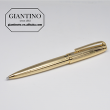 Golden New Premium Bullet Shaped Steel Pen