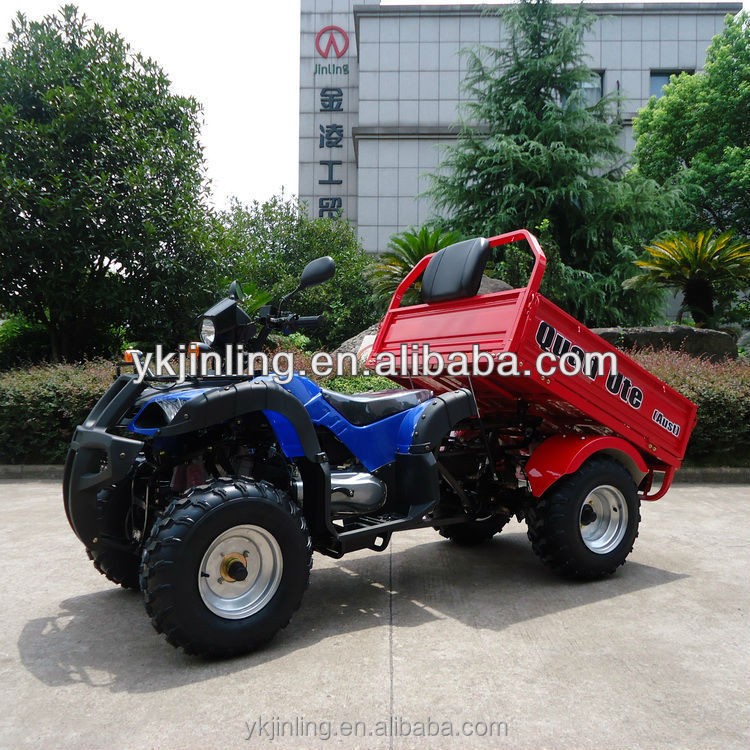 2017 JInling 200cc CVT utility vehicle quad bikes for sale(JLA-13T-10)