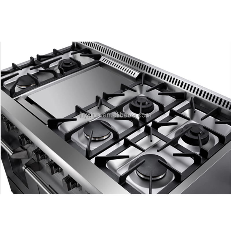 2015 best selling kitchens appliances commercial gas 48 range