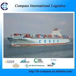 Shipping Agent in China for General Santos City, Philippines