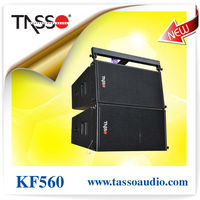 2013 qsc active line array speakers machine