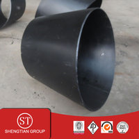 insulation DIN reducer pipe