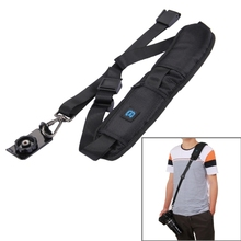 2017 newest design PULUZ Camera wrist Strap with Metal Hook for SLR / DSLR Camera