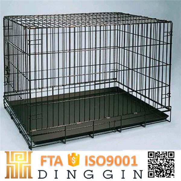 Breeding aluminum dog transport cage