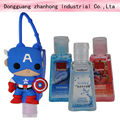 Wholesale Cute 3D Shape hand sanitizer gel bag