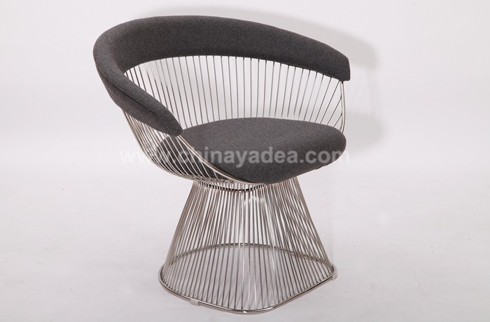 2017 New Warren Platner Collection Style Wire Dining Chair