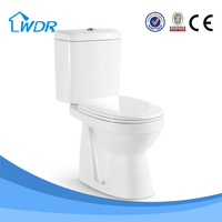 washdown bathroom s trap two piece toilet