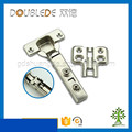 Furniture wardrobe and cabinet hydraulic concealed hinge clip-on 35 cup standard hinge