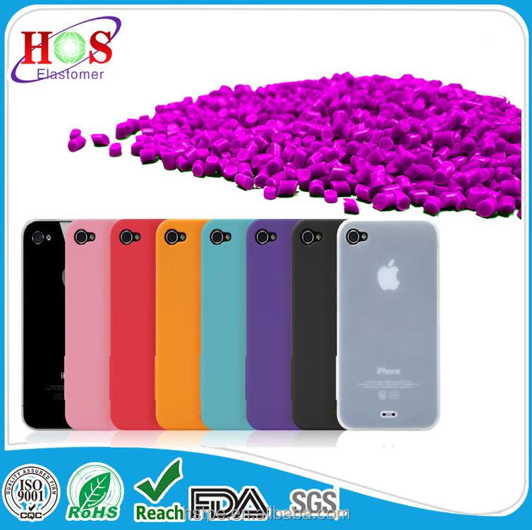 Shock resistance to fall off TPE material for phonecase,mobile phone shell