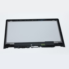 Touch LCD Screen Display Assembly with Bezel for Lenovo Yoga 3 14 80JH00FLUS
