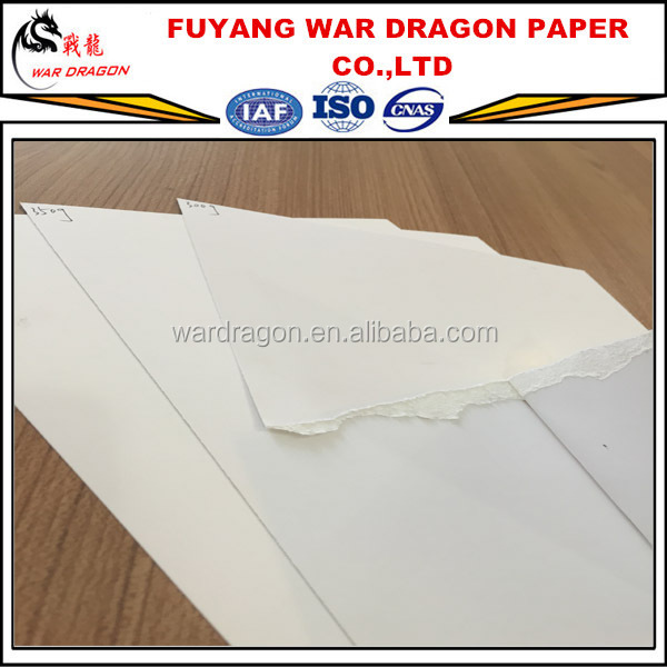 230g White Coated Waste Paper Carton Duplex Board